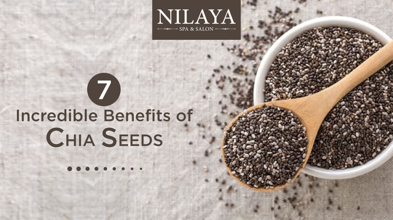 7 Incredible Benefits of Chia Seeds
