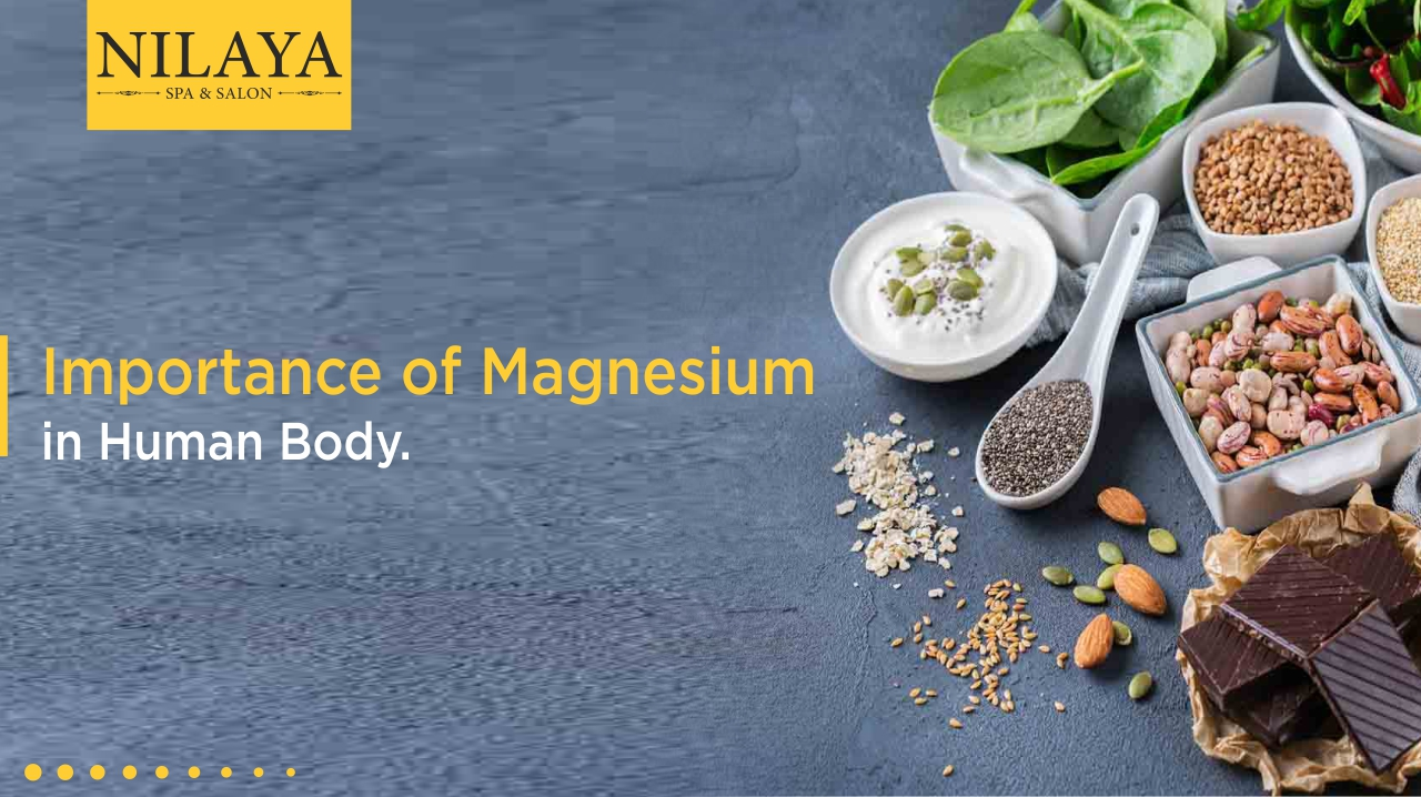 Importance of Magnesium in Human Body
